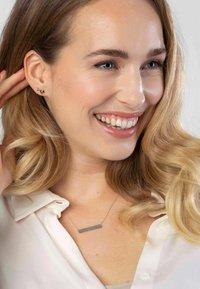 Lucardi - 14 CT GOLD - Earrings - goud - 0