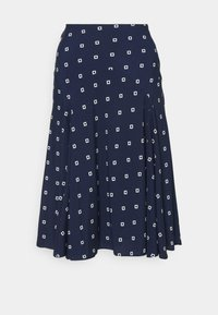 Lauren Ralph Lauren - A-line skirt - french navy/pale - 0