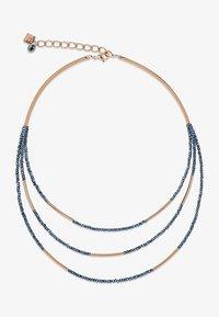 Coeur de Lion - Necklace - blau - 0