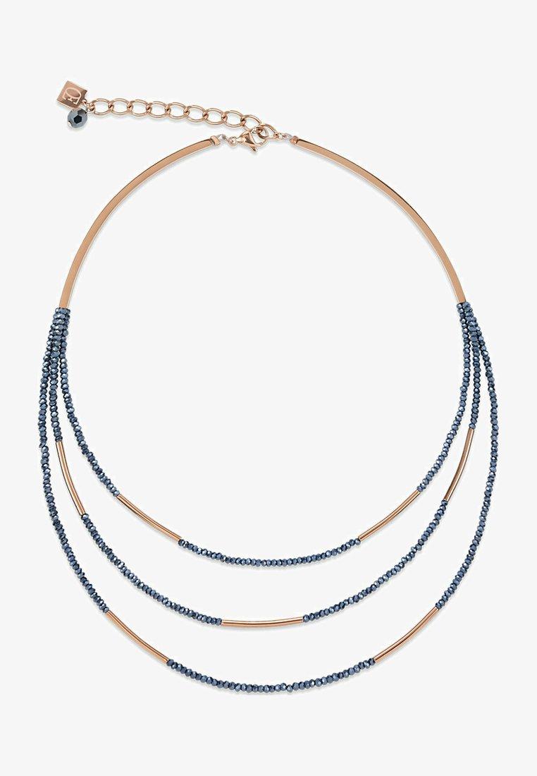 Coeur de Lion - Necklace - blau