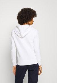 GAP - NOVELTY - Bluza rozpinana - white - 2