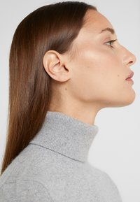 J.CREW - LAYLA TURTLENECK - Jumper - heather grey - 4