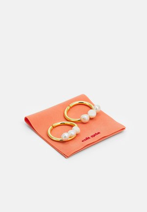 LEONIE EARRING - Earrings - gold-coloured metallic