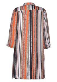 Studio - EMILIE - Button-down blouse - orange striped - 2