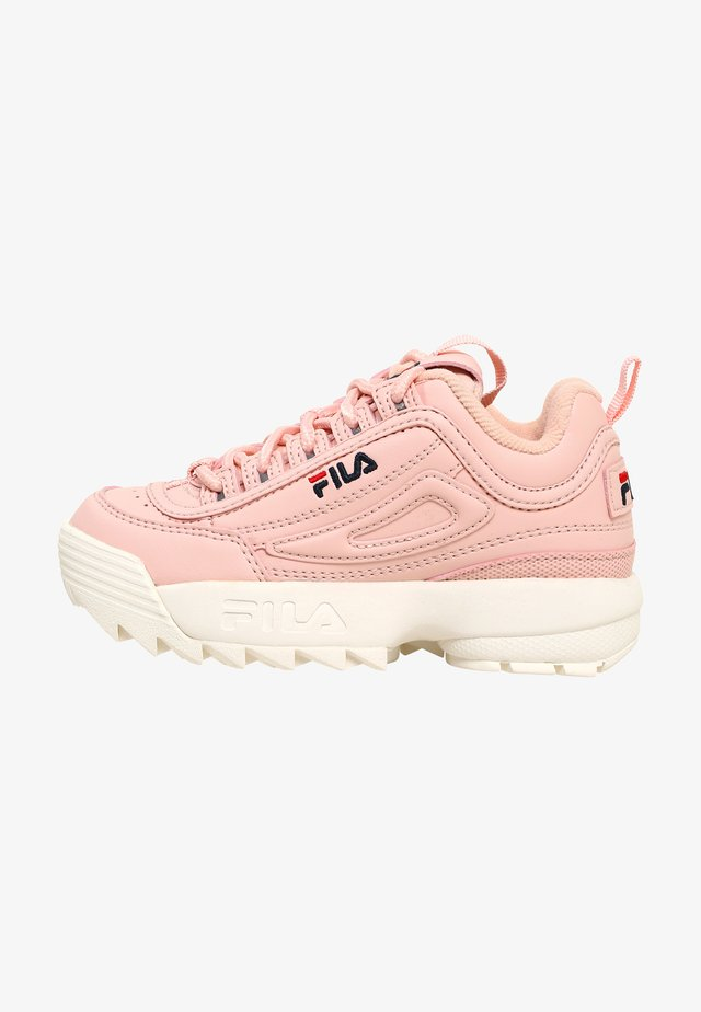 DISRUPTO - Sneakers laag - english rose