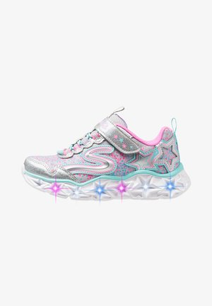 GALAXY LIGHTS - Sneakers laag - silver/multicolor