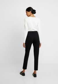 Soft Rebels - SRSOFIA PANT - Chinos - black - 2