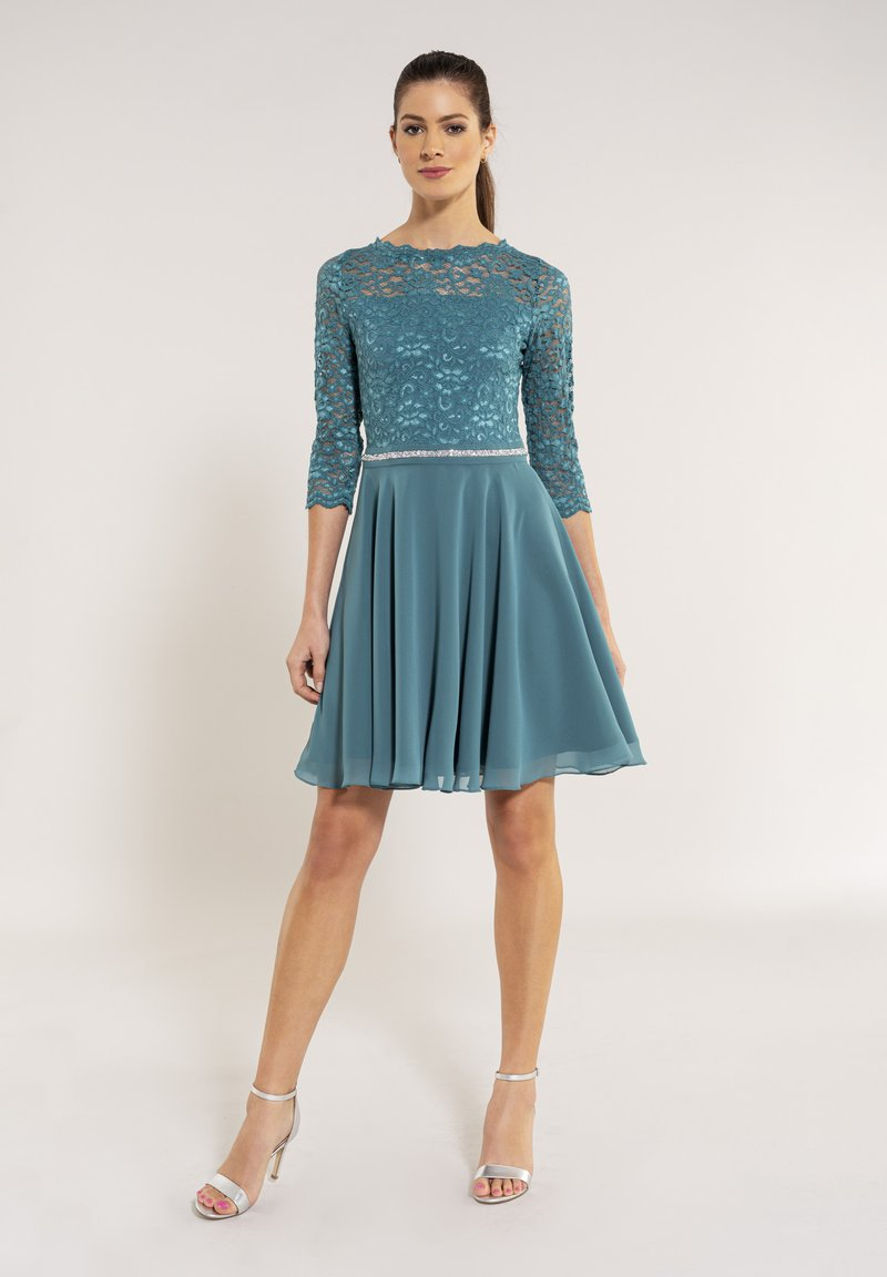 Swing - Cocktail dress / Party dress - green