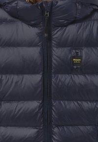 Blauer - GIUBBINI CORTI IMBOTTITO PIUMA - Down jacket - dark blue - 2