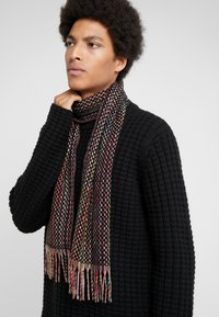 Paul Smith - MEN SCARF BASKET WEAVE - Scarf - multi-coloured - 0