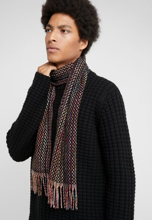 MEN SCARF BASKET WEAVE - Écharpe - multi-coloured