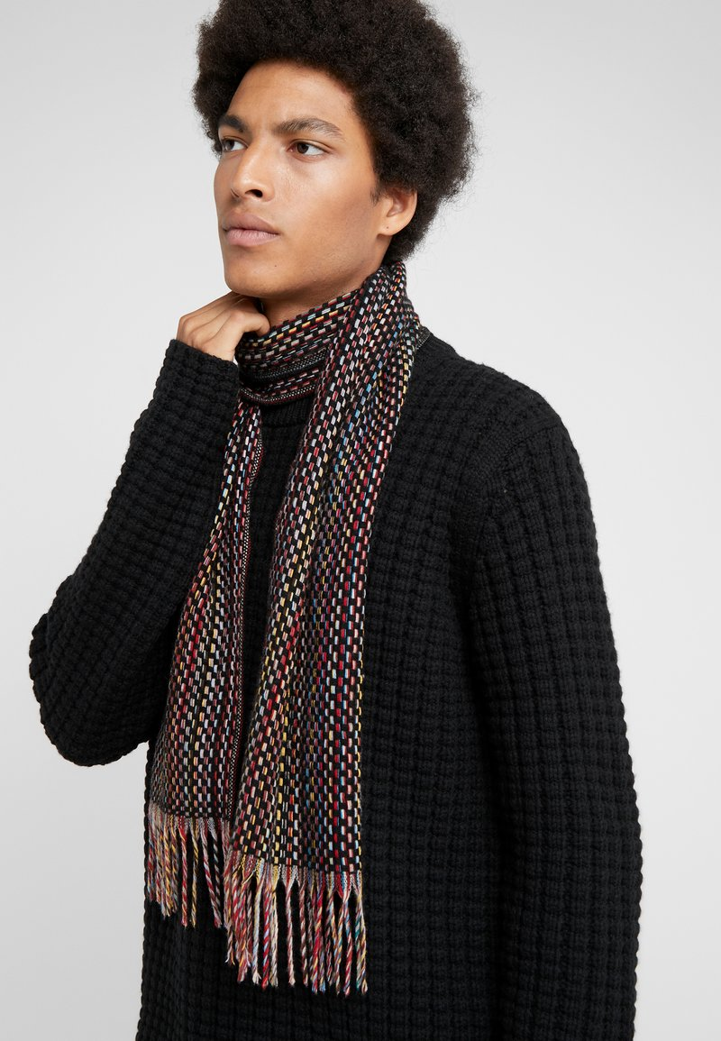 Paul Smith - MEN SCARF BASKET WEAVE - Scarf - multi-coloured