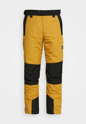 ANDRAS MENS SNOWPANTS - Snow pants - camel brown