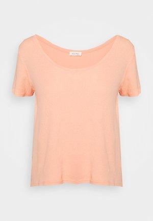 GABYSHOO - Print T-shirt - rose saumon