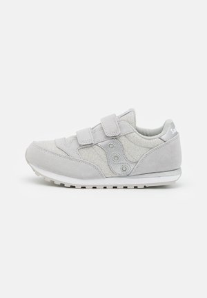 JAZZ DOUBLE - Sneakers laag - silver metallic
