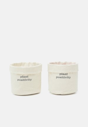 PLANTER 2 PACK - Other accessories - natural