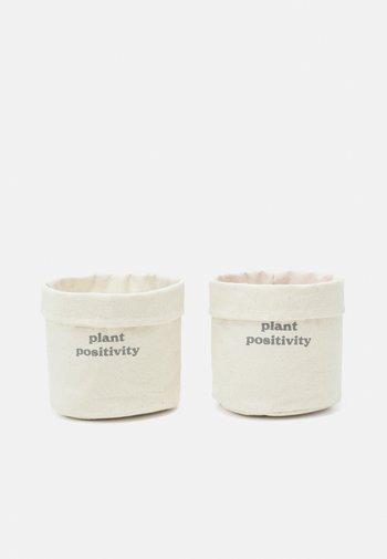 PLANTER 2 PACK - Inne akcesoria - natural