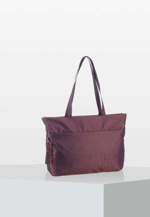 Tote bag - blackberry syrup