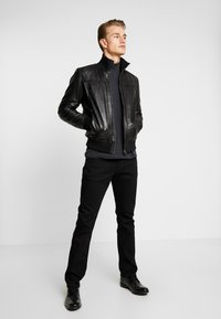 Serge Pariente - SOUL - Leather jacket - black - 1
