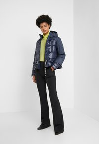 Pinko - TELA - Winter jacket - blue dipinto - 1