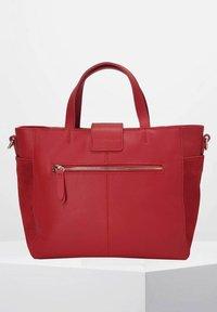 kate lee - MYA VEV - Handbag - rouge - 1