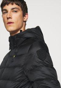 Blauer - GIUBBINI CORTI IMBOTTITO - Down jacket - black/dark olive - 5