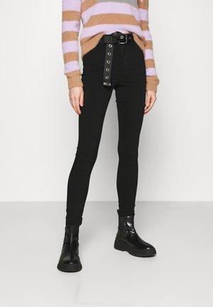 ONLNANNA - Jeans Skinny Fit - black