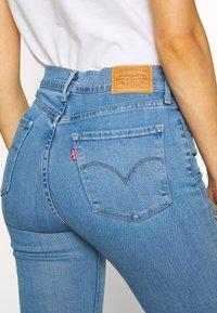 Levi's® - 724 HIGH RISE STRAIGHT - Straight leg jeans - rio chill - 5