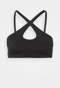 RIDE SWIM - Bikini top - black