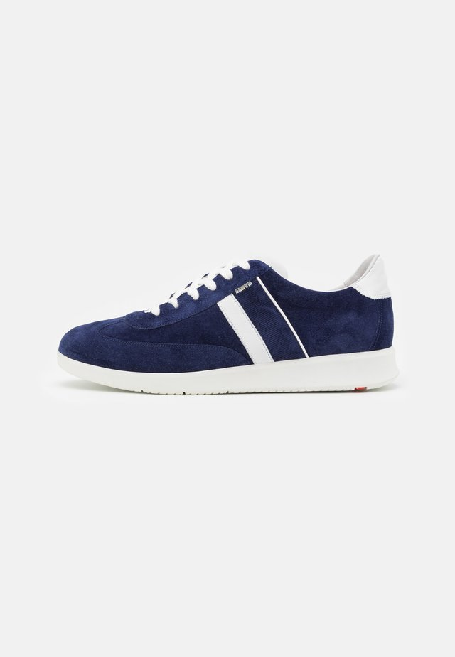 BURT - Sneakers basse - saphir/white
