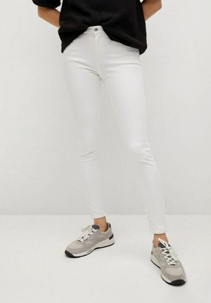 ELSA - Jeansy Skinny Fit - wit
