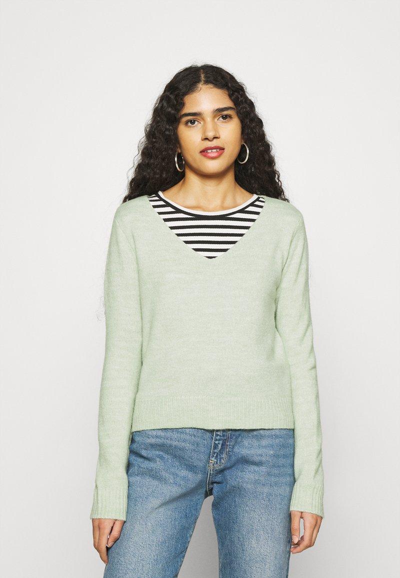 Zign - Jumper - light green