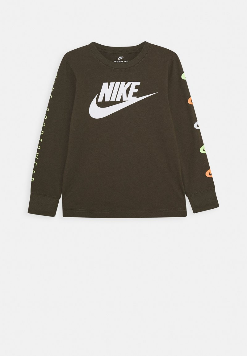 Nike Sportswear - MULTI BRAND UNISEX - Long sleeved top - cargo khaki