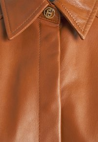 LIU JO - GIACCA CAMICIA - Leather jacket - cuir - 2