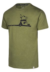 Spitzbub - ERICH - Print T-shirt - green - 2