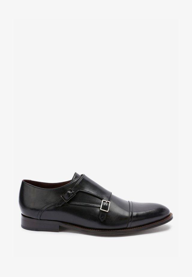 ITALIAN  - Elegantní nazouvací boty - black