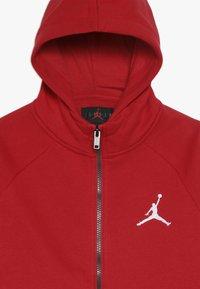 Jordan - JUMPMAN FULL ZIP - Sweat à capuche zippé - gym red - 4