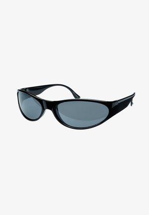 RECALL - Sluneční brýle - black