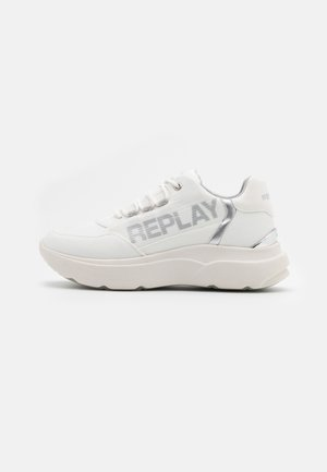 WHITEWELL - Sneakers laag - white