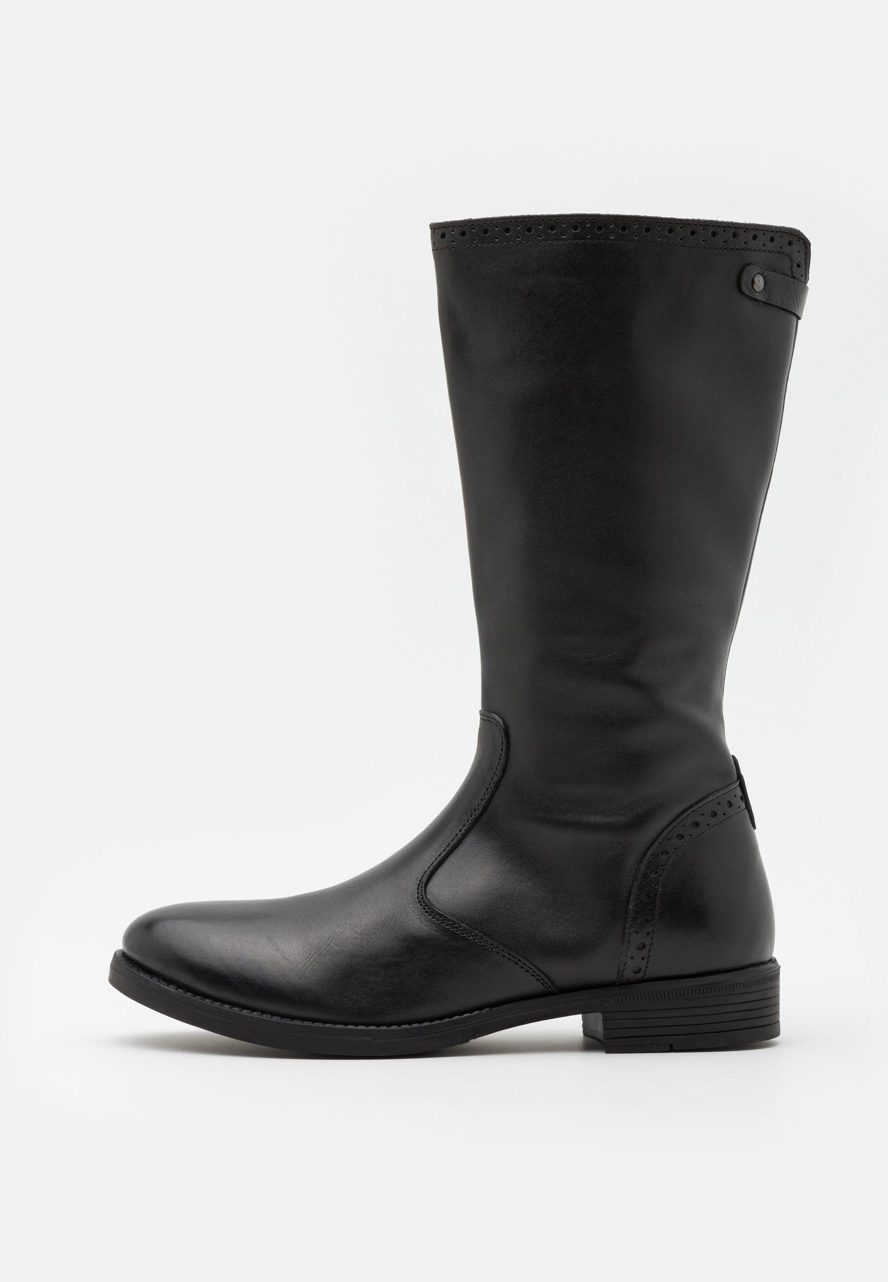 Friboo Klassiska stövlar black Zalando.se