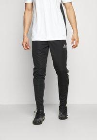 adidas Performance - TIRO  - Spodnie treningowe - black - 0
