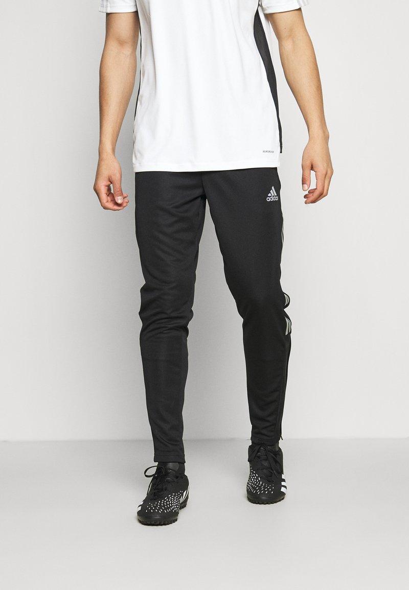 adidas Performance - TIRO  - Spodnie treningowe - black