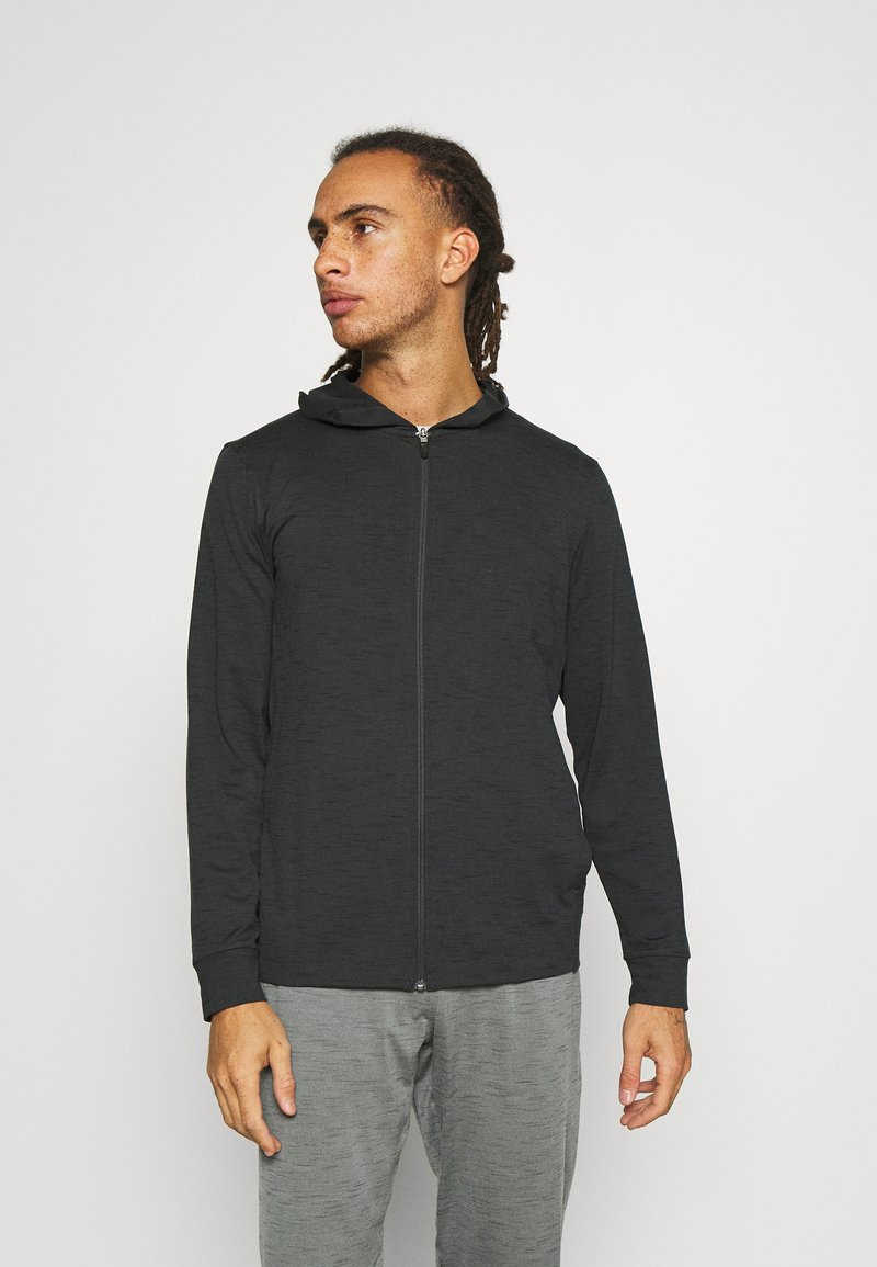 Nike Performance - Sportovní bunda - off noir/black