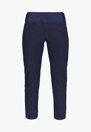 PANT - Kalhoty - peacoat