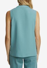 Esprit Collection - Blouse - dark turquoise - 5