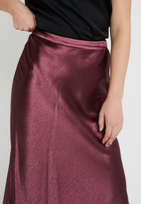 HUGO - RACELA - A-line skirt - medium red - 5