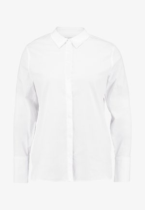 LANGARM - Button-down blouse - white
