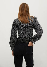 Mango - RONY - Blouse - black - 2