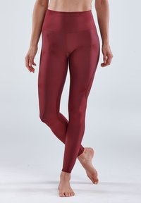 Skins - Base layer - burgundy - 0