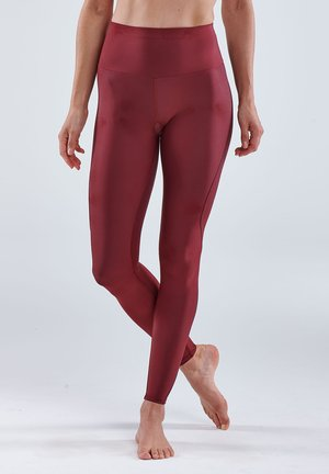 Base layer - burgundy
